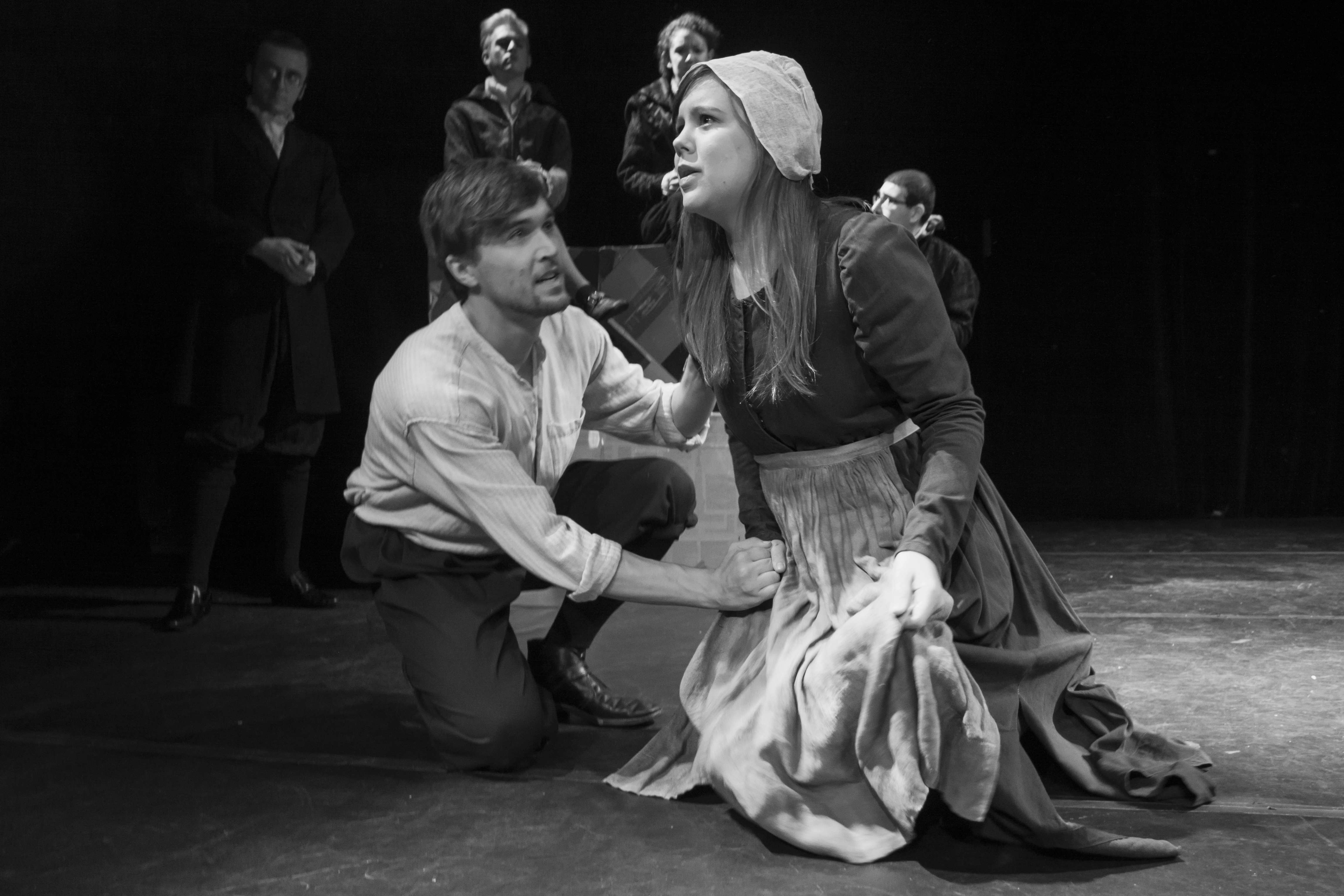 The Crucible with Center Stage