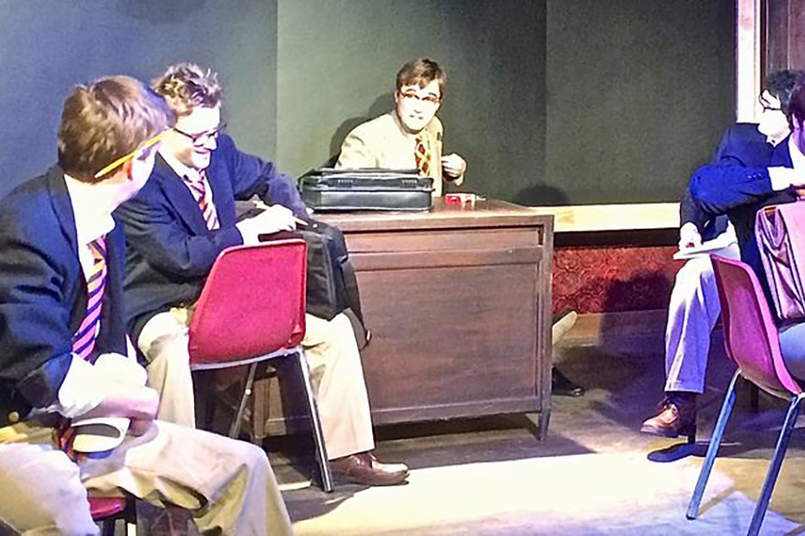 The History Boys with The Village Repertory Co.